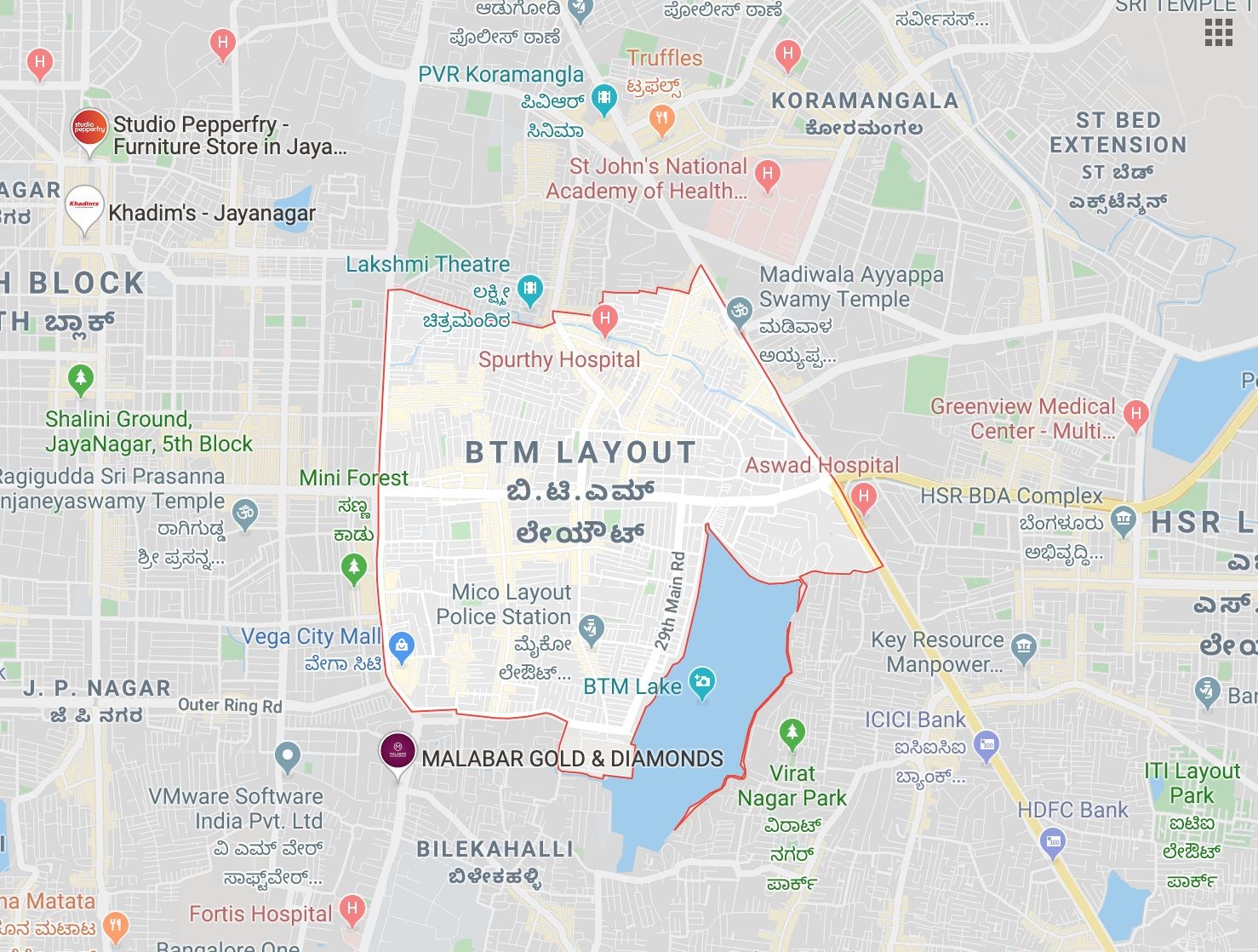 Best Dentists and Dental Clinic in BTM Layout