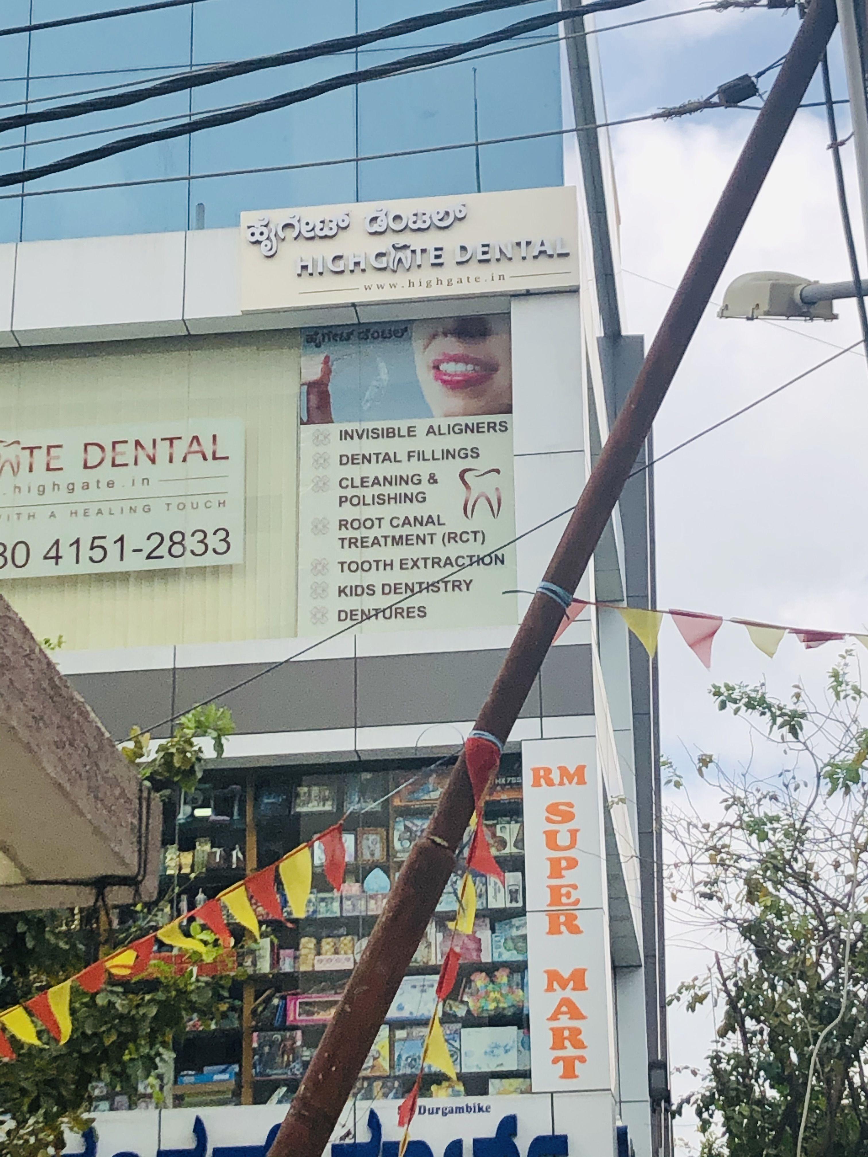 Best Dentist near Bannerghatta Road | Highgate Dental Centre Bilekahalli
